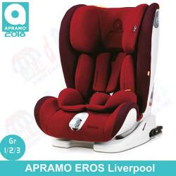 Apramo Eros Liverpool silla auto coche Grupos 1/2/3 Sillas auto