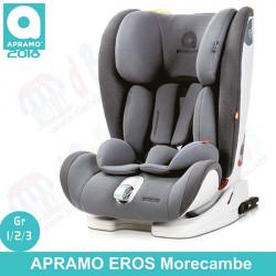 Apramo Eros Morecambe silla auto coche Grupos 1/2/3 Sillas auto