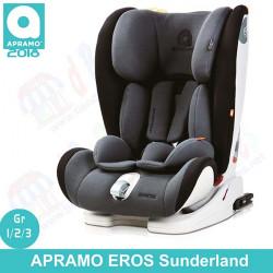 Apramo Eros Sunderland silla auto coche Grupos 1/2/3 Sillas auto