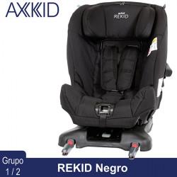 Axkid Rekid Negro silla auto contramarcha 25 kg Grupo 1 2 Sillas auto