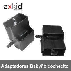 Axkid Adptador cochecito Babyfix Accesorios sillas auto