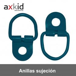 Axkid anillas sujeción al coche Accesorios sillas auto