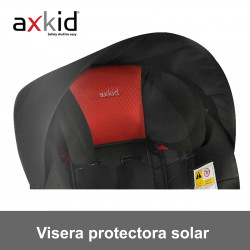 Axkid visera solar Accesorios sillas auto