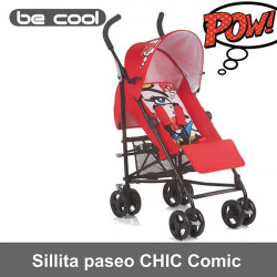 Be Cool Chic Comic silla de paseo super ligera Sillas de paseo