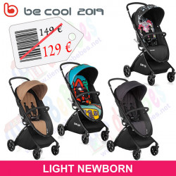 Be Cool Light Newborn 6.3 Kg silla de paseo 2019