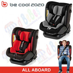 Be Cool silla auto All Aboard Gr 0123 contramarcha 2020 Sillas auto