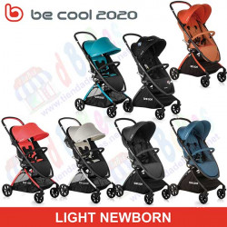 Be Cool Light Newborn 6.3 Kg silla de paseo 2020