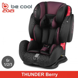 Be Cool Jane silla auto Grupo 1/2/3 Thunder Berry 2021 Sillas auto