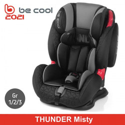 Be Cool Jane silla auto Grupo 1/2/3 Thunder Misty Sillas auto
