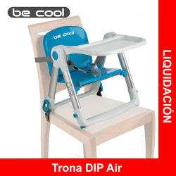 Be Cool Jane trona infantil sobre silla Dip Air Tronas