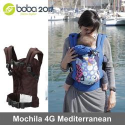 Mochila portabebé Boba 4g Mediterranean Hogar