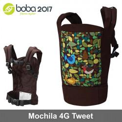 Mochila portabebé Boba 4g Tweet Hogar