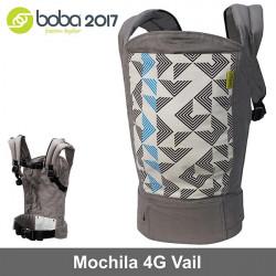 Mochila portabebé Boba 4g Vail de Kangura Hogar