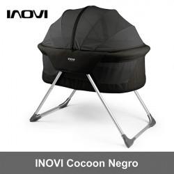 Inovi minicuna cuna de viaje Cocoon Negro 2017 Minicunas y Cunas Colecho