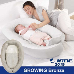 Jane reductor nido cuna Growing Baby Nest Bronze 2019 Alimentación
