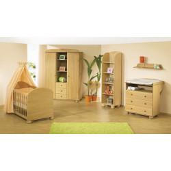 Habitación infantil FELIX G abeto miel Mobiliario y decoración