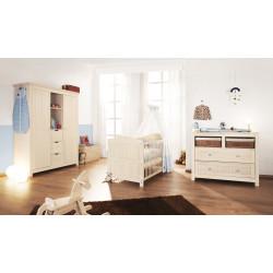 Habitación infantil FINJA BG  abeto crudo/decapé Mobiliario y decoración