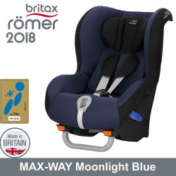 Romer Max Way Moonlight Blue 2018 silla auto contramarcha G1/2 Sillas auto