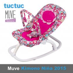 TucTuc hamaca musical Muve Kimono Niña 2016 Hogar